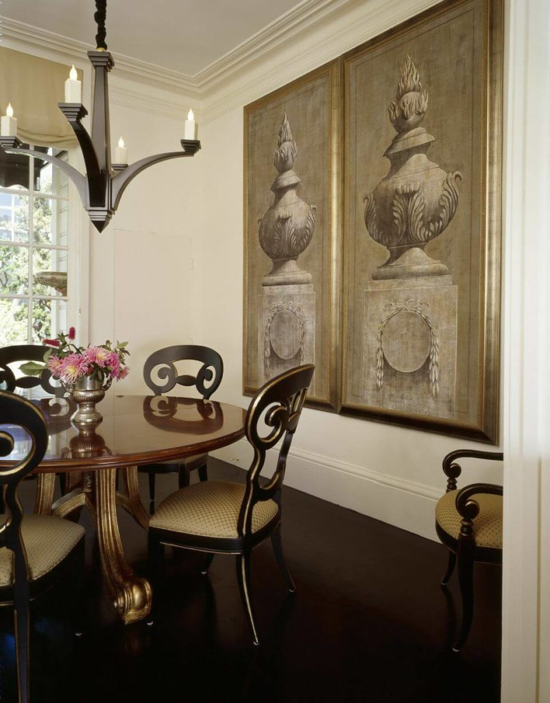 Mirrored Dining Room Wall Site Youtube Com