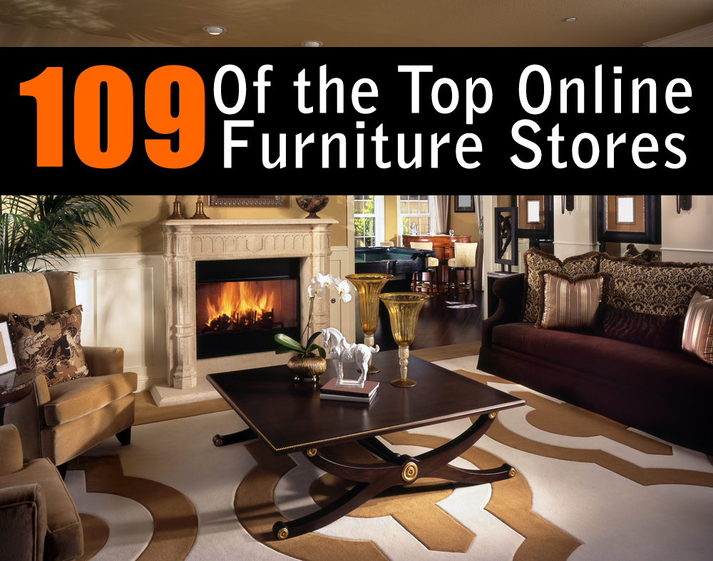 109 Of The Best Online Furniture Stores (& RETAILERS