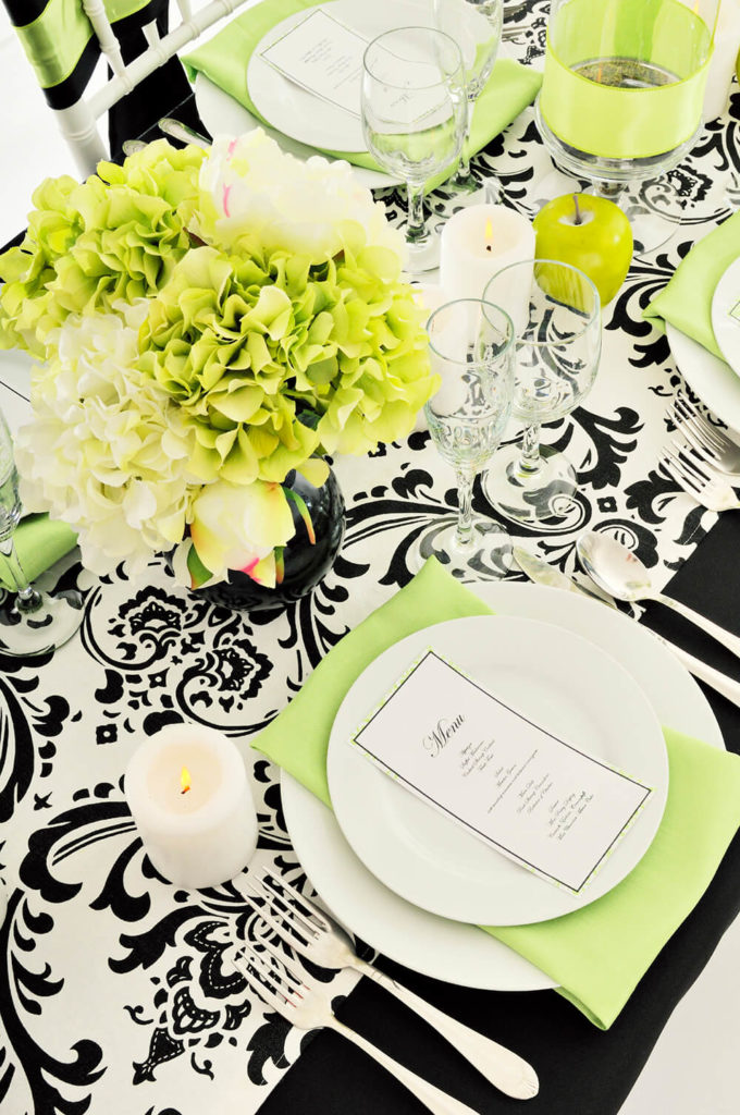 Contemporary Table Settings 44 Fancy Table Setting Ideas For Dinner Parties  And Holidays