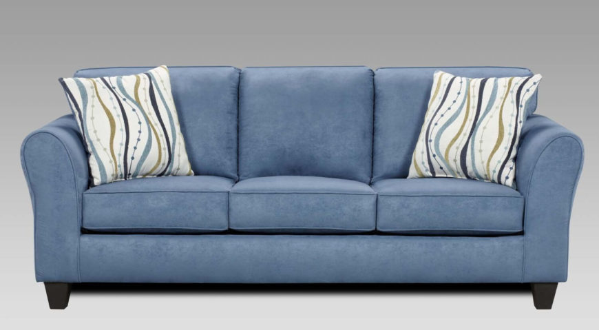 Finally We Highlight A Superb Traditional Sofa With Roll Arms And An Upright Back
