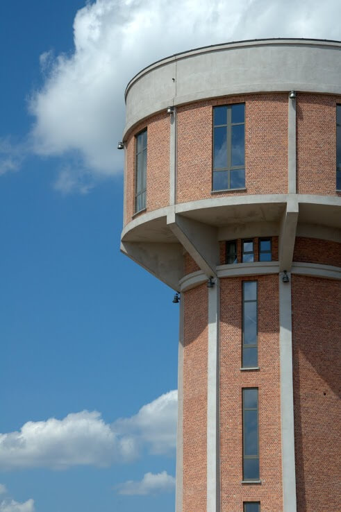 Amazing Renovated Mid Century Water Tower Chateau D Eau