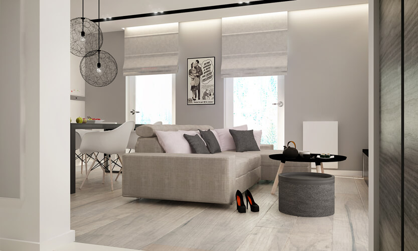 Paint The Hardwood Floor