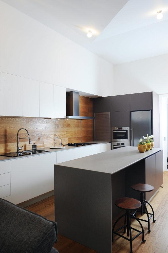 Sleek Modern Kitchen Cabinets