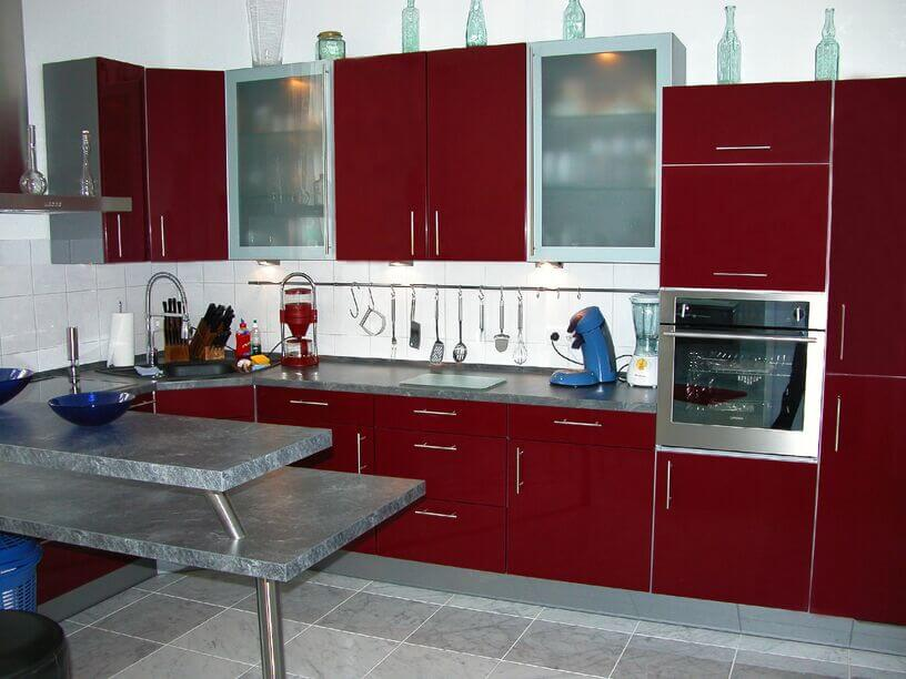 White Kitchen No Windows white kitchen no windows view in gallery spacious p intended decor