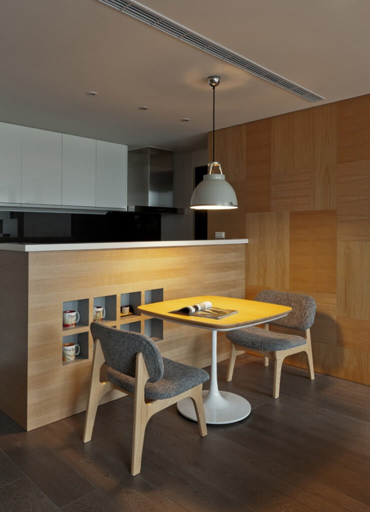 Delightful Immaculate Dining Room Designed Aaron Hom Great Pictures