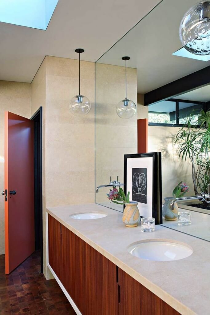 Tiled Wet Room Tray Mossaic