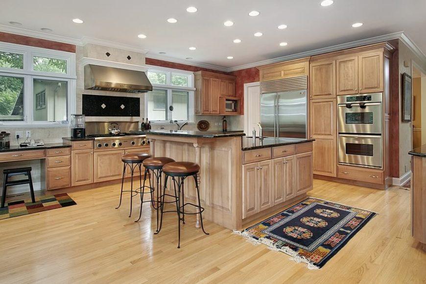Kitchen Island Configurations