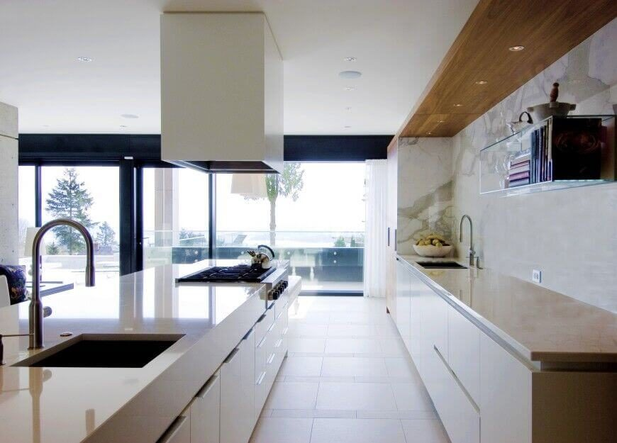 Modern Kitchen Island With Sink 25 spectacular kitchen islands with a stove (pictures) | home