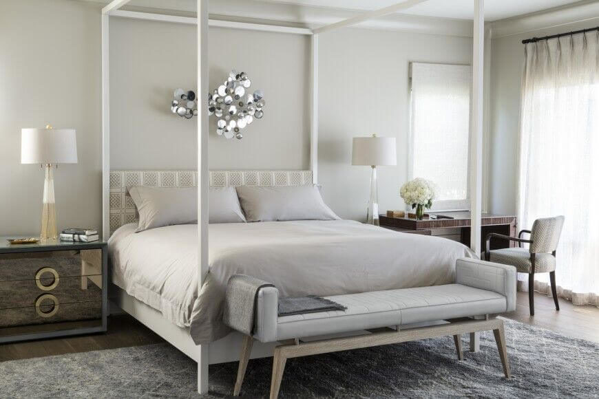 Chrome Bed Frames Double