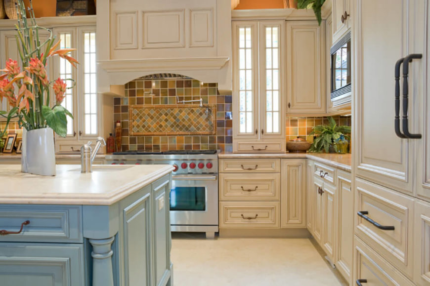 cottage kitchen ideas 12 cozy cottage kitchens | hgtv design ideas