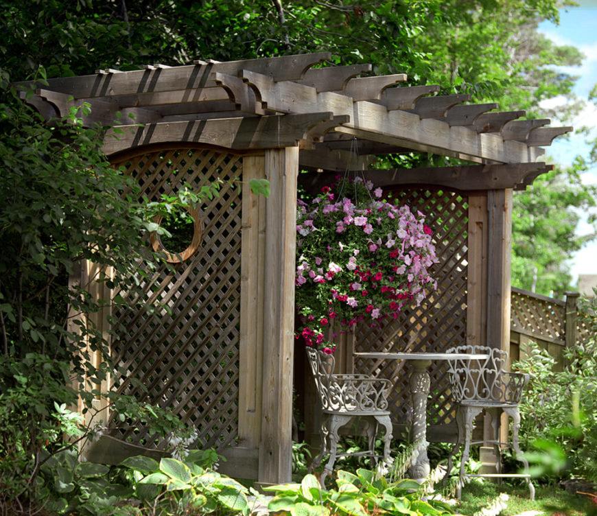 41 incredibly beautiful backyard pergolas - Gazebo pergola designs dream spot ...