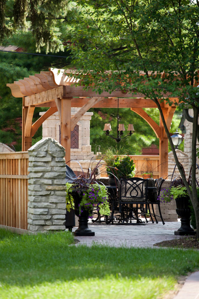 free pergola designs for patios pergola designs for small patios this all natural wooden pergola makes - Free Pergola Designs For Patios