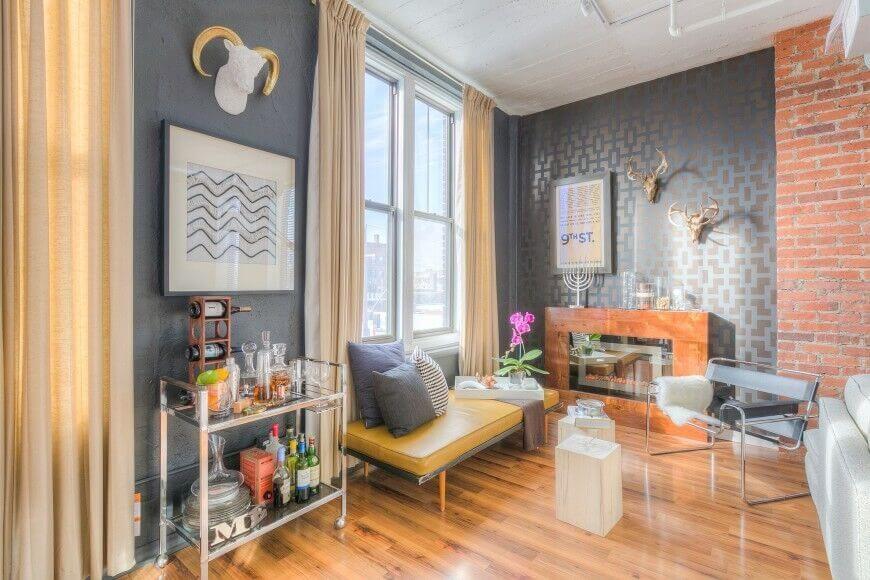 how to make a modern home cozy