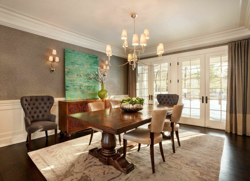 If The Size Of Your Home Allows You Can Have A Formal Dining Room As