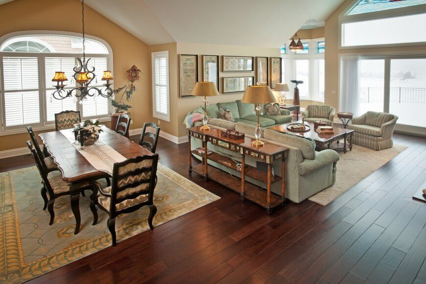 The Cohesive Design Of This Room Is Stunning When Viewed Together Pale Aqua Accents Are