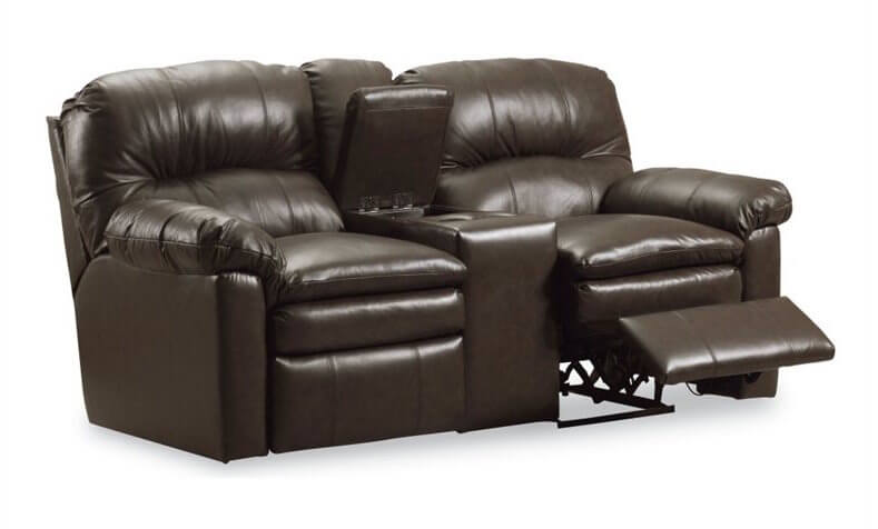 Man Cave Leather Furniture : Top man cave sofas from around the web