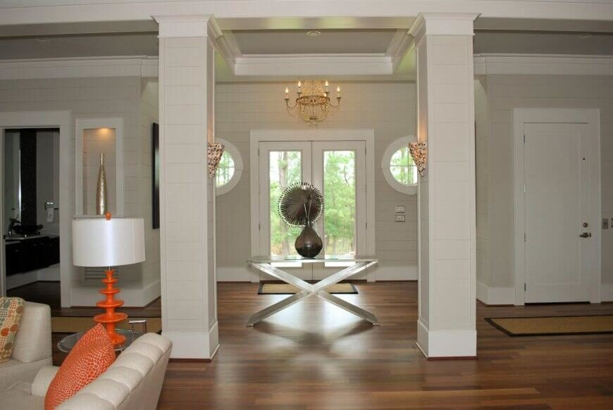 Foyer Art Concept : Elegant foyers with spectacular chandeliers images