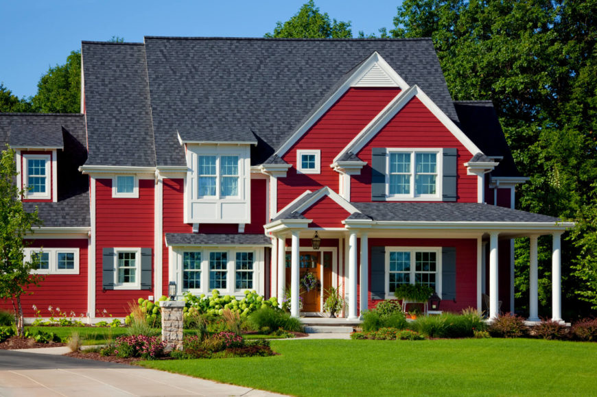 Horizontal Lap Siding Is The One Of The Most Common Styles Of Siding It S Versatile