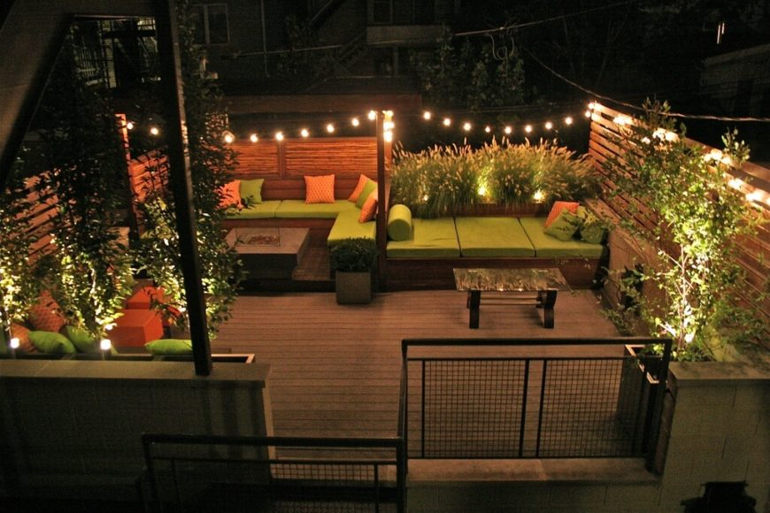 Eclectic Rooftop Patios GORGEOUS PICTURES - Rooftop patios