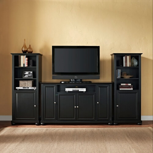 Man Cave Entertainment Ideas : The best man cave entertainment centers from around