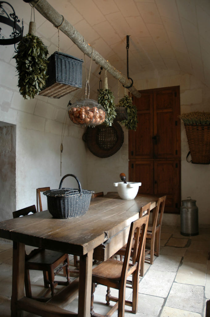 This Rustic Kitchen Is Designed With An Old World Atmosphere In Mind, And Is