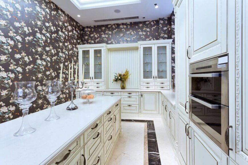 44 Grand Rectangular Kitchen Designs Pictures