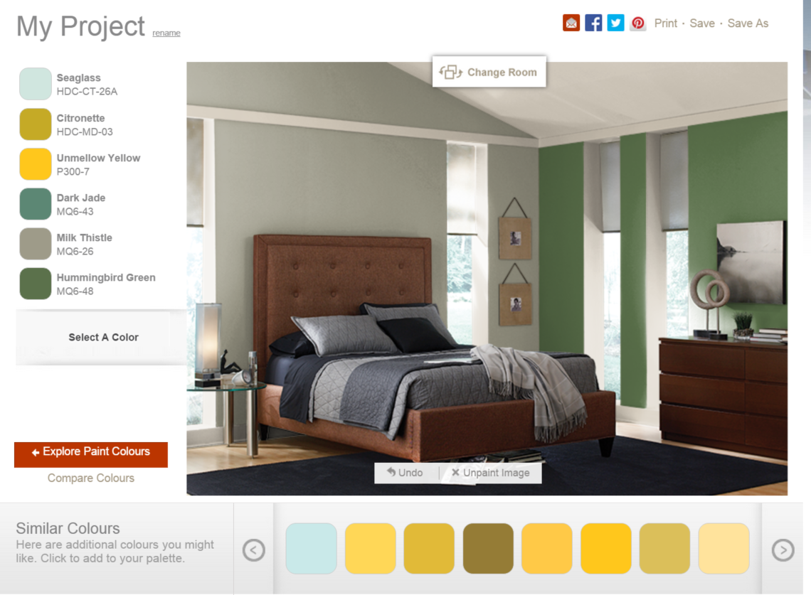 Blog archives ilhelper for Behr interior paint colors