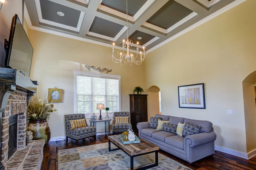 Southern Elegance By Luxe Homes Design. Out ...