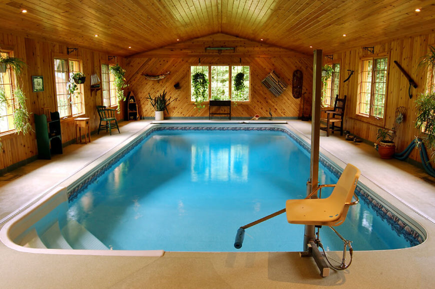 49 cool pools - Cool rooms with pools ...