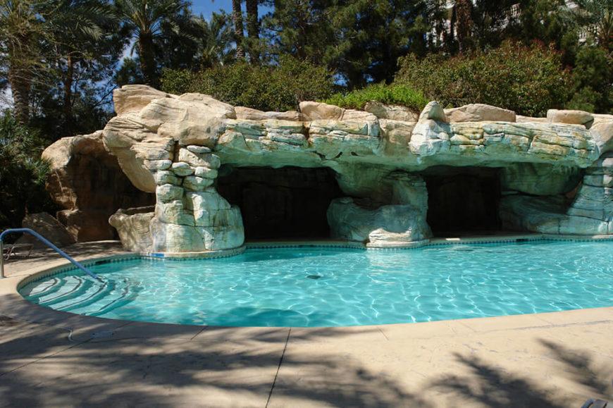 49 cool pools. Black Bedroom Furniture Sets. Home Design Ideas