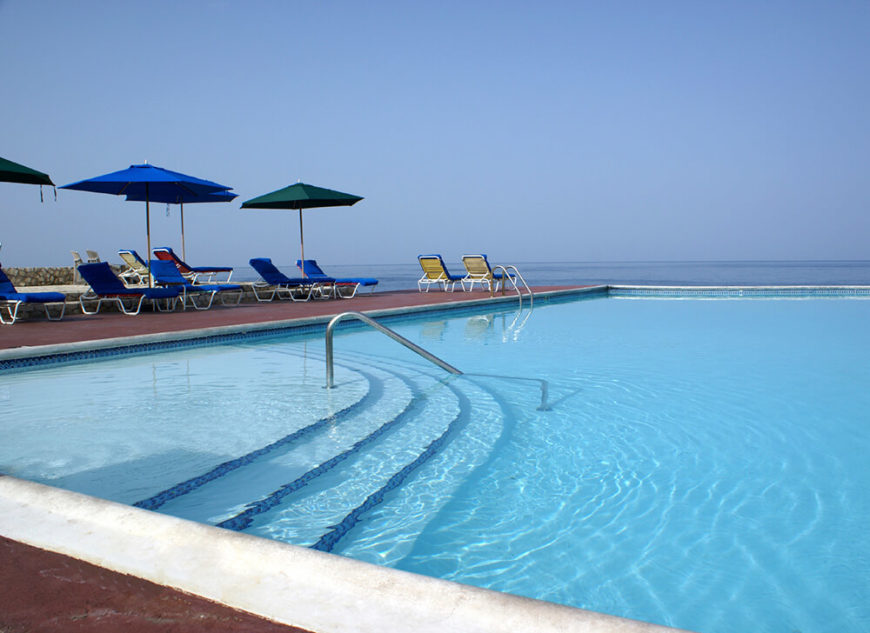 The Eye Catching View From This Pool Is What Really Makes It Spectacular. The  Edge