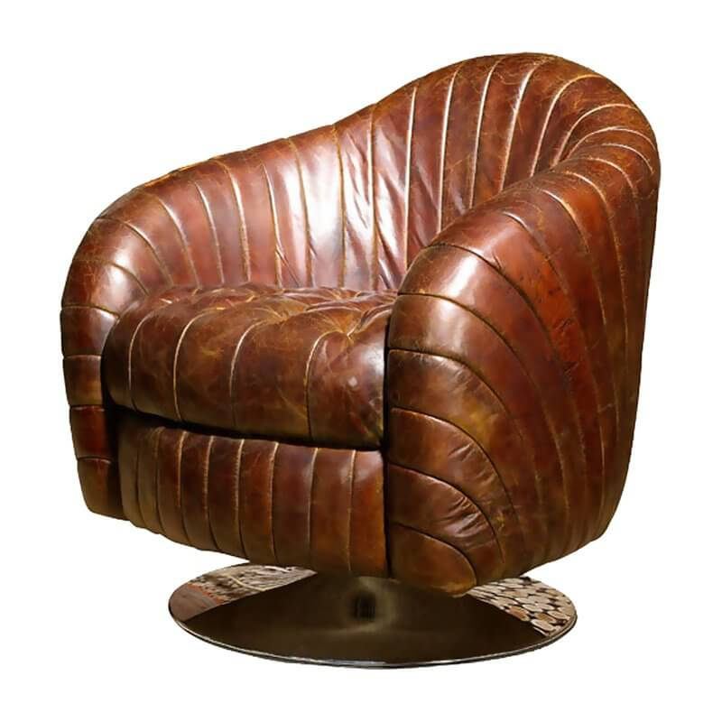 Image Result For Leather Swivel Chairs