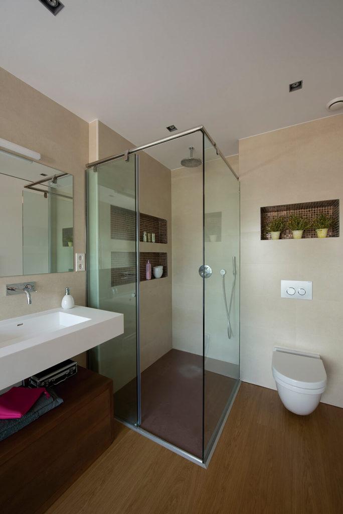 Sinks With Dark Wood Kitchen