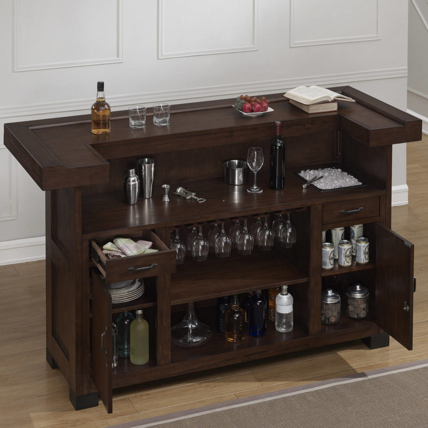 Man Cave Storage Cabinets : Best bars and stools for your man cave