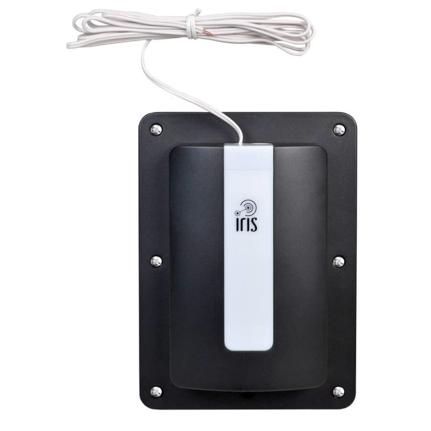 This universal garage door controller is designed to work with virtually all popular garage doors made in recent decades. It allows you to remotely open, close, and monitor your garage situation from anywhere you've got an internet connection. The Z-Wave technology connects it to your smart home network, linking with an array of devices from security to lighting to themostat. Best of all, it offers audio-visual feedback notification of any and all garage door movement.