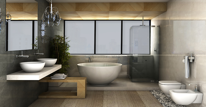 12 top smart home window solutions for Bathroom window privacy solutions