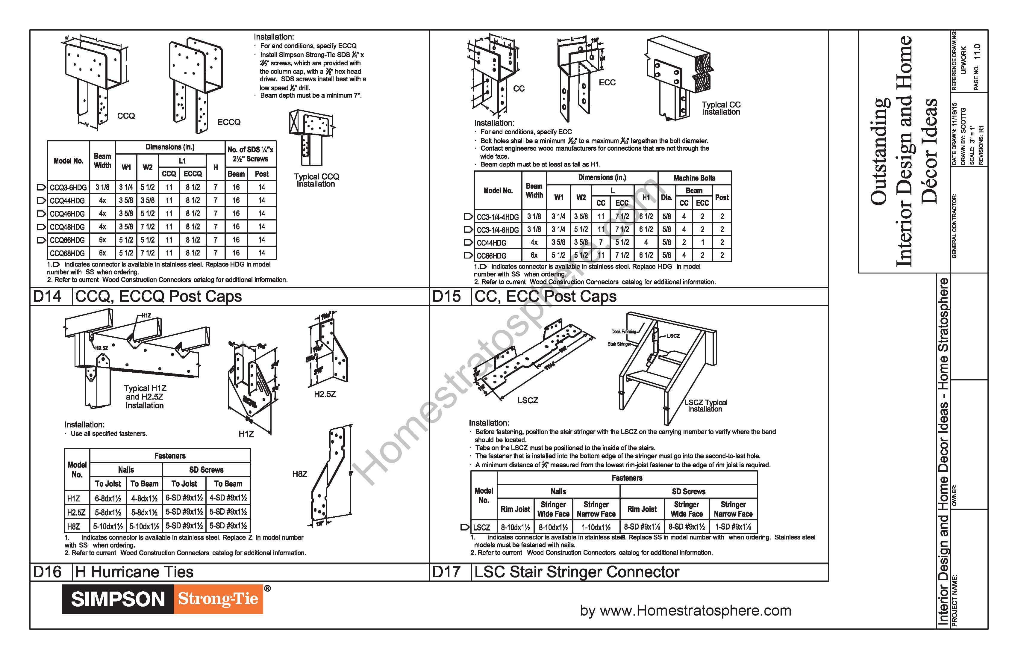 Free 12 x 16 deck plan blueprint with pdf document download malvernweather Choice Image