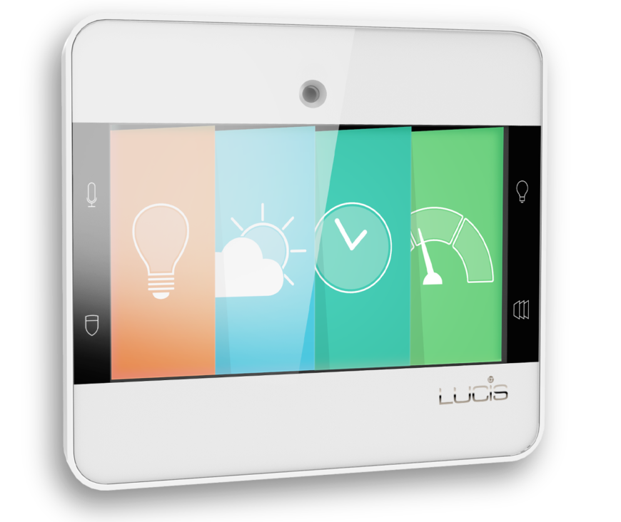 the nubryte from lucis is your ticket to advanced and complete home lighting control - How To Design A Smart Home