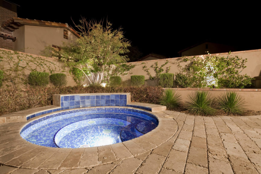 23 amazing small pool ideas for Pictures of small inground pools