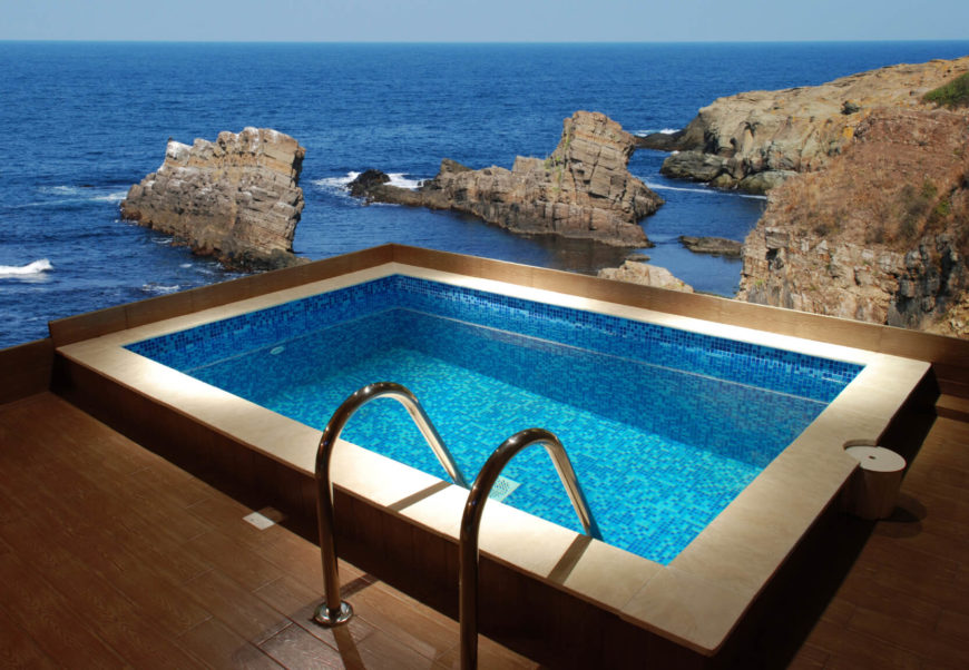 23 amazing small pool ideas for Swimming pools bei obi