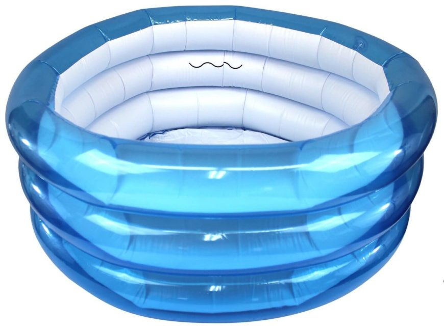 16 Fun Inflatable Pool Ideas