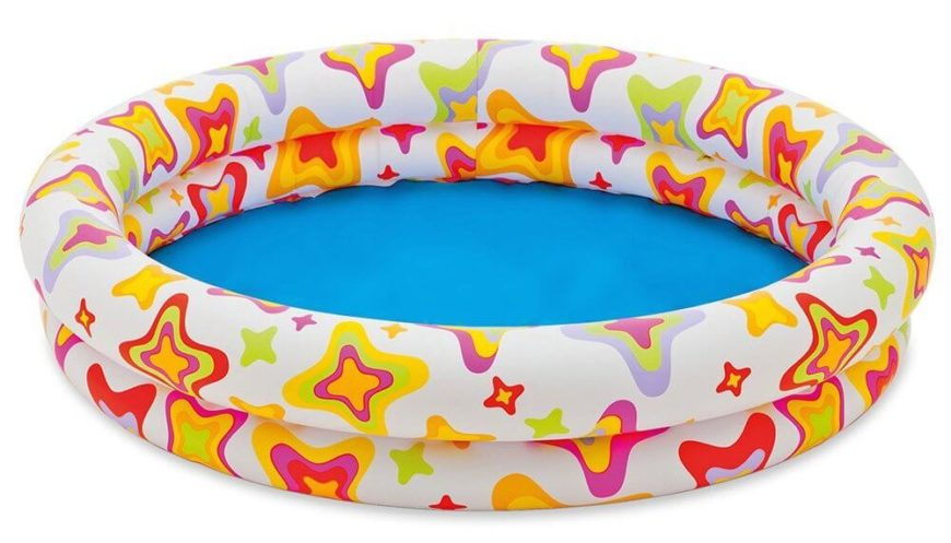 Inflatable Pool Ideas here are a few mostly oversized inflatable pool play stations take a look if you are wanting some ideas on air filled pool size fun to pass the time This Is A Smaller And Simple Inflatable Pool Because Of This Pools Size It