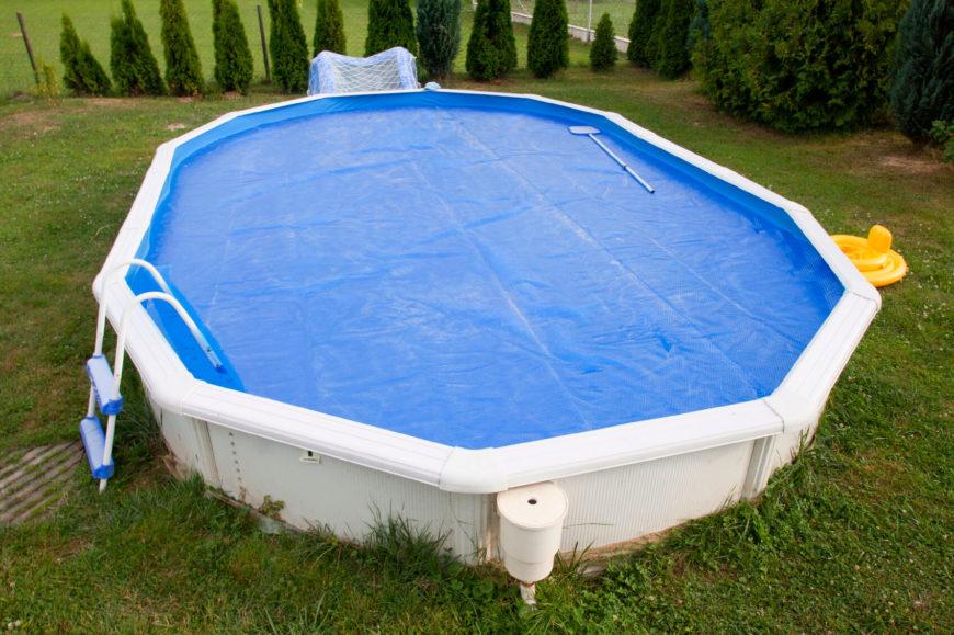 18 fantastic swimming pool covers for Gartenpool untergrund