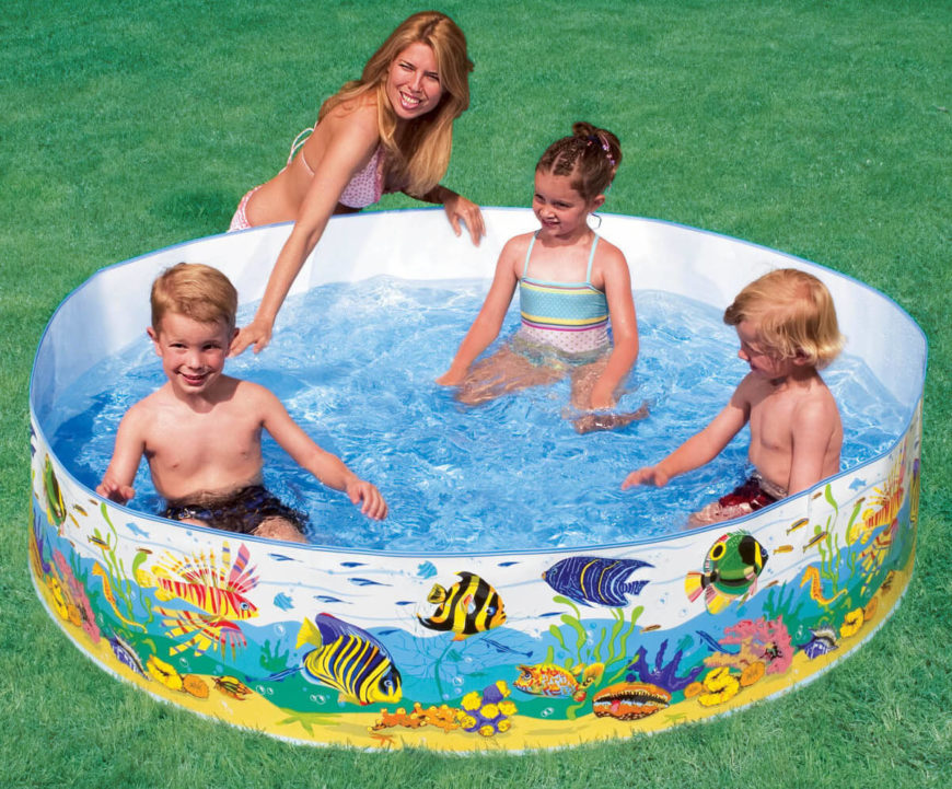 Plastic Pools For Kids 17 cool kids pools