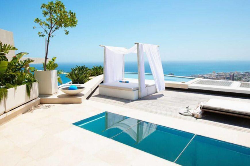 21 Beautiful Plunge Pool Ideas - Home Stratosphere