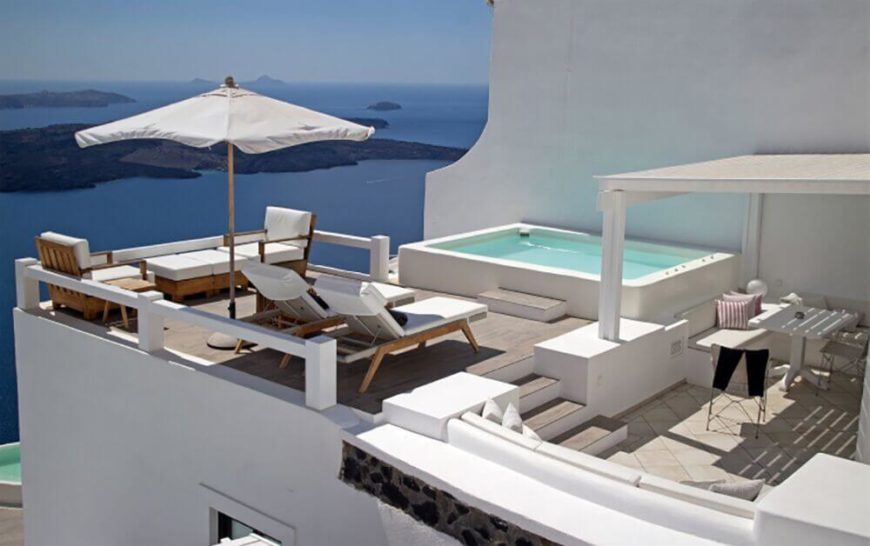 21 beautiful plunge pool ideas for Rooftop swimming pool designing and planning