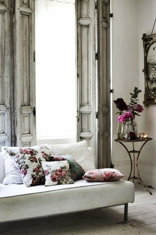 20 Marvelous Shabby Chic Living Room Ideas