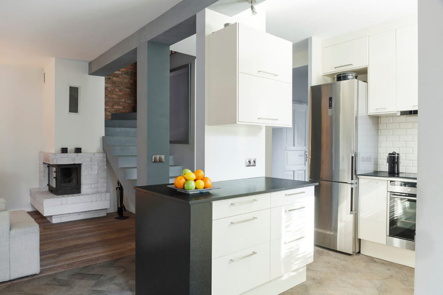 How much do kitchens cost a guide to renovating - Keuken open concept ...
