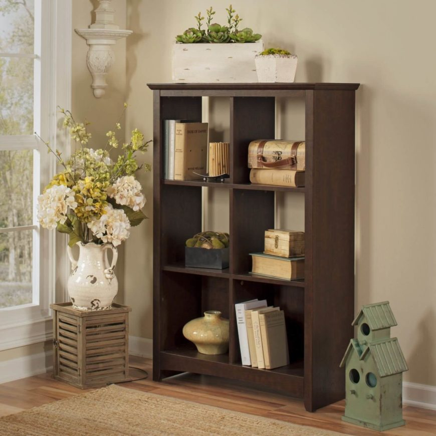 Here Is Basic Bookshelf Which Always Good For Simple And Easy Storage Solutions