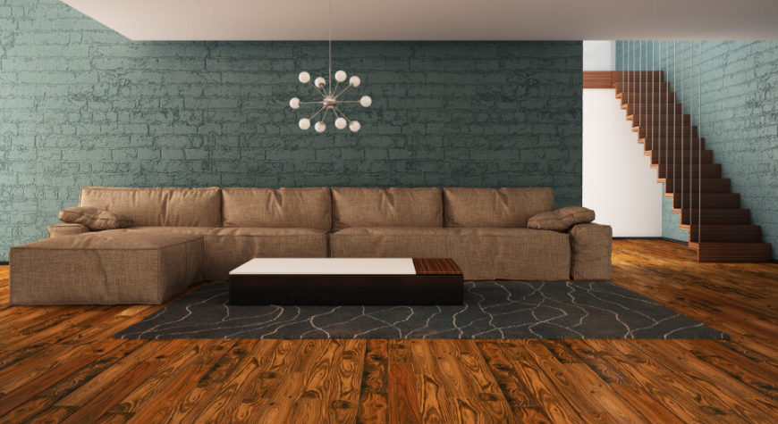 24 stunning living room wall ideas Textured wall in living room
